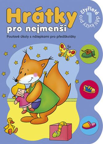 Hrátky pro nejmenší Kvízy pro čtyřleté děti 1