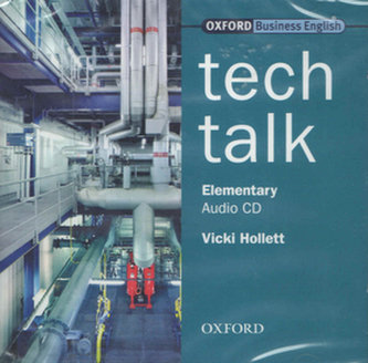 Tech Talk Elementary Class Audio CD