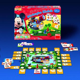 Mickeyho klubík - hra