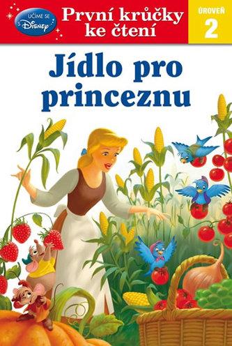 První krůčky ke čtení - Jídlo pro princezny (Úroveň 2)