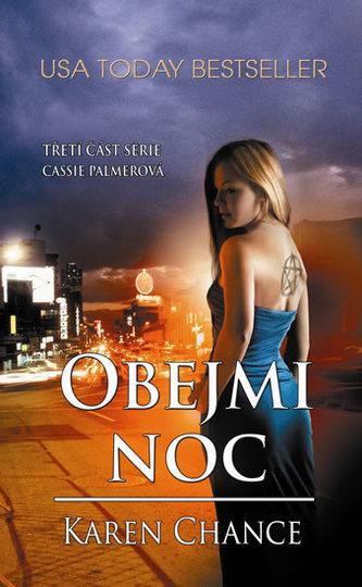 Obejmi noc - Cassie Palmer 3