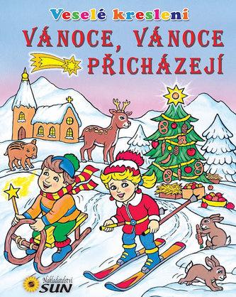 Vánoce, Vánoce přicházejí - Veselé kreslení