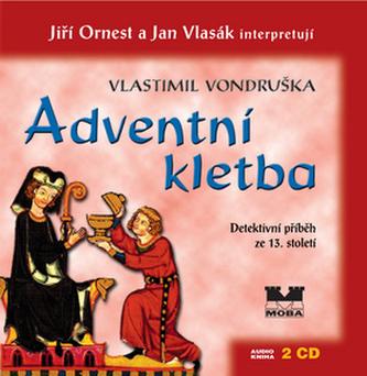 Adventní kletba - Detektivní příběh ze 13. století - 2CD