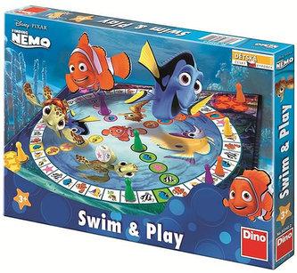 Nemo, poplav si hrát - hra