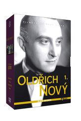 Oldřich Nový 1. - Zlatá kolekce - 4DVD