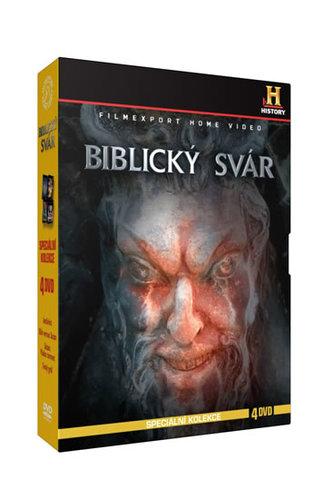 Biblický svár - Speciální kolekce - 4DVD