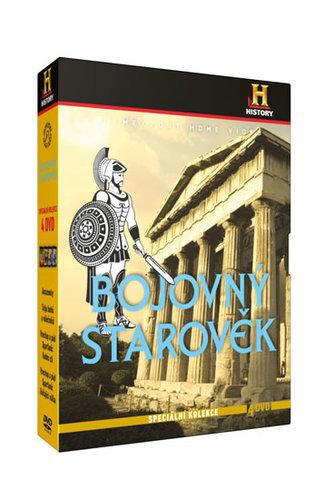Bojovný starověk - Speciální kolekce - 4DVD