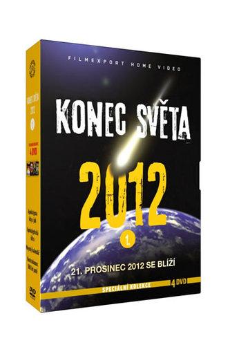 Konec roku 2012 1. - Speciální kolekce - 4DVD