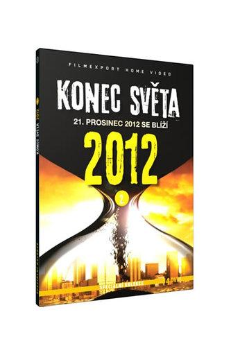 Konec roku 2012 2. - Speciální kolekce - 4DVD