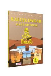 Rallye Dakar - 30 let historie - 5 DVD