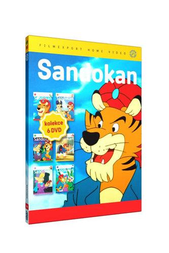 Sandokan – 6 DVD