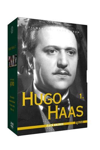 Hugo Haas 1 - Zlatá kolekce - 4DVD