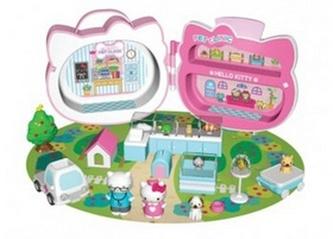 Hello Kitty nemocnice pro zvířátka