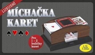 Luxusní míchačka karet