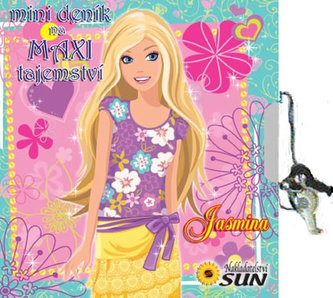 Mini deník na MAXI tajemství Jasmina