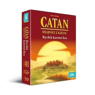 Osadníci z Katanu Rychlá karetní hra