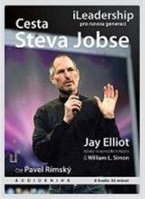 Cesta Steva Jobse - iLeadership pro novou generaci - CD mp3