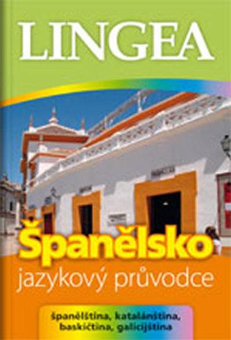 Španělsko jazykový průvodce - baskičtina, katalánština, baskičtina, galicijština - Linda Perina