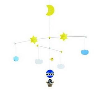 Závěs Krtek v balonu