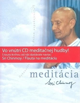 Meditácia a CD Flauta na meditáciu - Chinmoy Sri