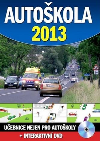 Autoškola 2013 + interaktivní DVD