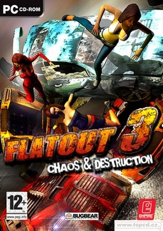 Flatout 3 – Chaos & Destruction