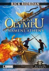 Percy Jackson – Bohové Olympu – Znamení Athény
