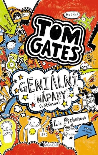 Tom Gates - Úžasný deník – Geniální nápady (většinou)