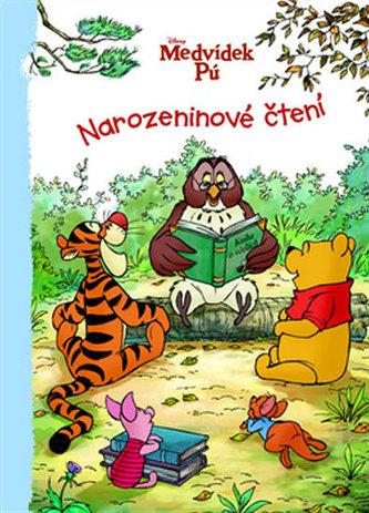 Medvídek Pú - Příběhy přátelství - Narozeninové čtení