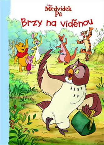 Medvídek Pú - Příběhy přátelství - Brzy na viděnou