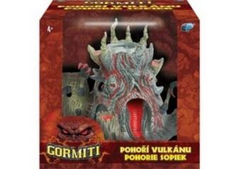 Gormiti Mythos vulkán, hrací sada