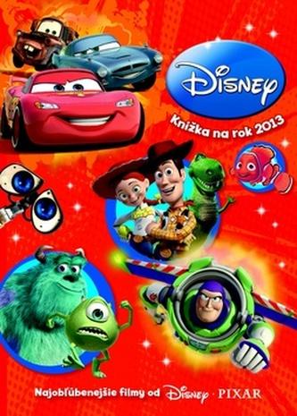 Disney Knižka na rok 2013