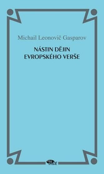Nástin dějin evropského verše