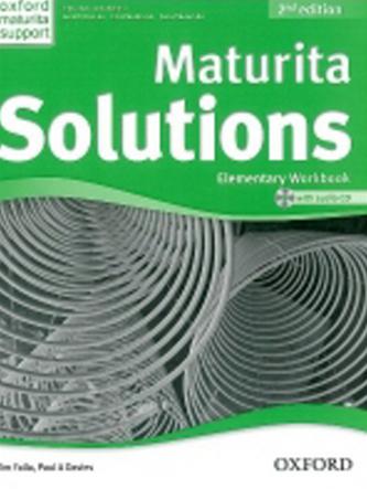 Maturita Solutions: Elementary (Workbook) - Náhled učebnice
