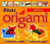 Dárky Dětské origami