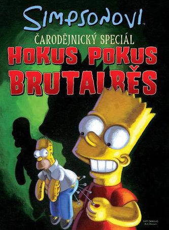 Simpsonovi Hokus Pokus Brutalběs