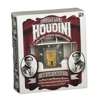 Houdini zámek Dead lock