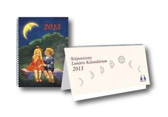 Szépasszony Lunáris kalendáriuma 2013