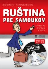 Ruština pre samoukov + CD