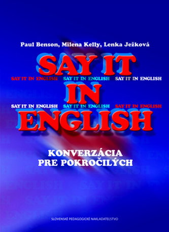 Say it in English - Paul Benson