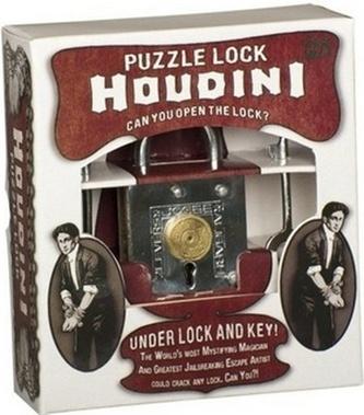Houdini zámek Under lock