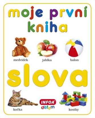 Moje první kniha Slova