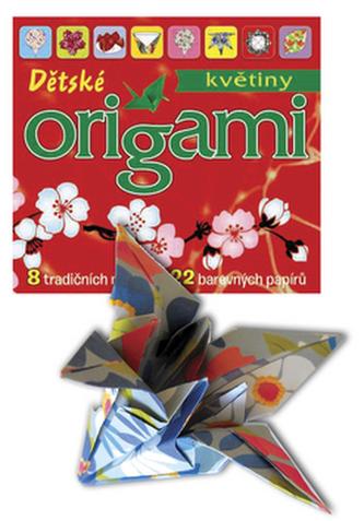 Květiny Dětské origami