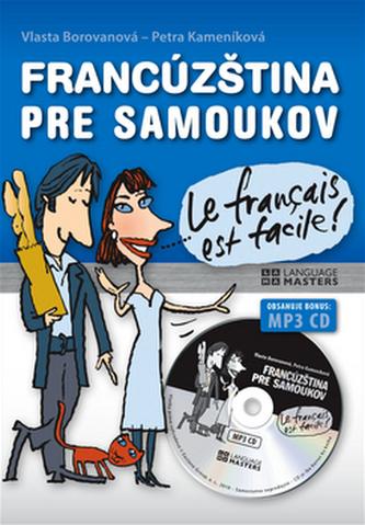 Francúzština pre samoukov + CD