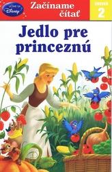 Začíname čítať Jedlo pre princeznú