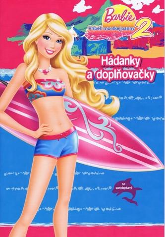 Barbie Príbeh morskej panny 2 Hádanky a doplňovačky