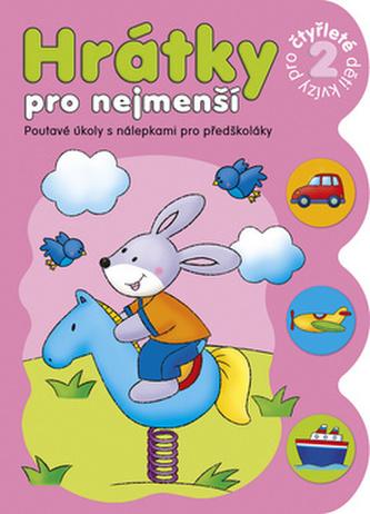 Hrátky pro nejmenší Kvízy pro čtyřleté děti 2