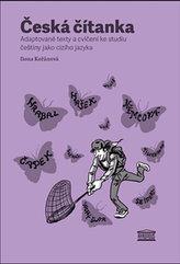 Česká čítanka – adaptované texty a cvičení ke studiu češtiny jako cizího jazyka (ruská verze přílohy)