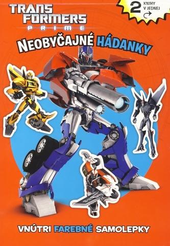 Transformers Neobyčajné hádanky