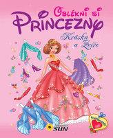 Oblékni si princezny Kráska a Zvíře